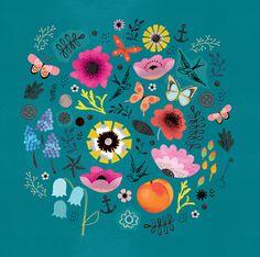 Jessie Ford | Illustrators | Central Illustration Agency
