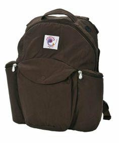 Amazon.com: ERGObaby Organic Travel Pack, Dark Chocolate: Baby
