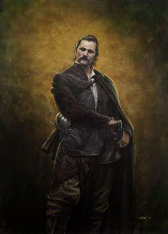 Captain Diego Alatriste by Nordheimer on DeviantArt Medieval Fantasy, Dark Fantasy, Fantasy Art, Character Concept, Character Art, Concept Art, Conquistador, Movies Costumes, Pirate Life