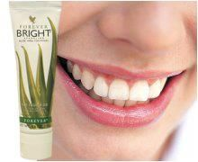 Forever toothgel... the best toothpaste for it has no fluoride..