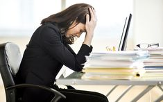 According to a new study, male-dominated workplaces can cause dangerously high levels of anxiety in women.