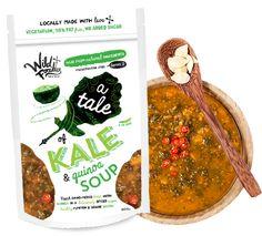 A Tale of Kale & Quinoa
