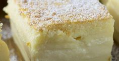 Vanilla Magic Custard Cake is one of those special dessert recipes that is a lot of fun to make beca ...