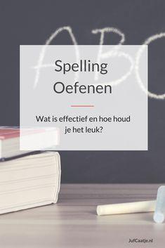 Spelling is voor sommige kinderen lastig. Veel oefenen is dan de enige manier om de spelling van woorden geautomatiseerd te krijgen. Maar hoe oefen je het best? En hoe houdt je het leuk?