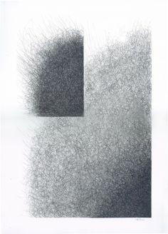 """Saatchi Online Artist: Paco Vila Guillen; Pen and Ink, Drawing """"T2"""""""