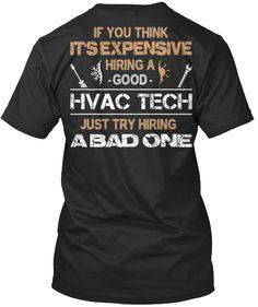 Ltd Edt - Good HVAC Tech | Teespring