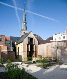 Sint-Truiden  Gootstraat, Belgium  Designed by LENS'ASS architecten