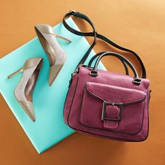 Bags and heels, need we say more? Sponsored by Nordstrom Rack.