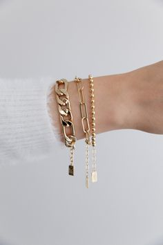 Jewelry Trends, Jewelry Accessories, Fashion Accessories, Fashion Jewelry, Style Fashion, High Fashion, Women Jewelry, Dainty Gold Jewelry, Cute Jewelry