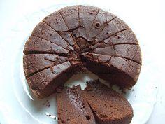 Everybody Eats Well in Flanders: Ricecooker Cake - Chocolate Lava Cake (Aspiring Bakers - Best Moist Chocolate Cake, Delicious Chocolate, Lava Cake Recipes, Lava Cakes, Chocolate Crinkle Cookies, Chocolate Cookie Recipes, Belgian Food, Belgian Recipes, Rice Cooker Cake