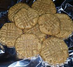 "Amazing 4 step PB Cookies ! """"  @allthecooks #recipe"
