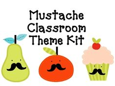 Here's a fun decorative kit designed for those who want a little fun in their classroom!  This UNIQUE 56 page kit contains all of the necessary com...