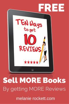 On Amazon and Kindle, the MORE book reviews you have the MORE sales you will get. Part of your Book Promotion strategy must include reaching out and getting more reviews. This FREE PDF report tells you how.