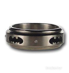 I've gone a little bat crazy....get it? Bat cra- nevermind...