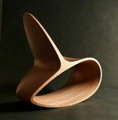 this chair makes rocking chairs cool again