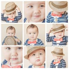Summer time looks | Trendy Baby Boys | Bow Tie Cardigan Set by Izzy & Isla | Fedora Hat | QMC Photography | Family Photos
