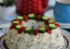 Yoğurtlu Kuskus Salatası – Mutfak Sırları – Pratik Yemek Tarifleri Grains, Pizza, Rice, Food, Meal, Essen, Hoods, Meals, Eten