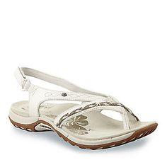 sandals: Merrell Women's Stellabloom,Silver M US Boat Shoes, Shoes Sandals, Merrell Shoes, Fashion Sandals, Me Too Shoes, Casual Shoes, Footwear, Shoe Bag, Birch