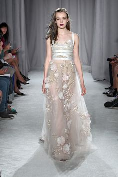 Marchesa Spring 2014, Look 27 / Fairy