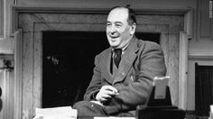 I love the man called C.S. Lewis!!