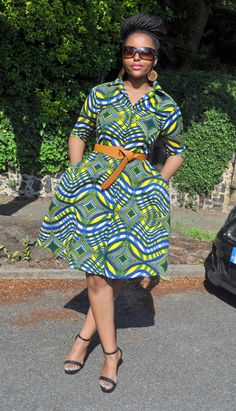 AFRICAN FASHION … More