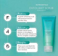 Polishing Peel Nuskin, Face Care, Skin Care, Clear Pores, Nu Skin, How To Exfoliate Skin, Even Skin Tone, Dead Skin, Hair