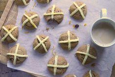 Hot Cross Cookies 1