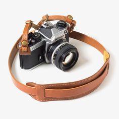 370e868148 Leather Camera Strap F