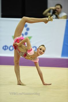 Irina Annenkova, Russia, Grand Prix Moscow 2015