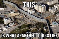 The world can no longer deny the obvious Palestinians are living in an apartheid state