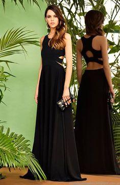 Vestido negro, siempre elegante