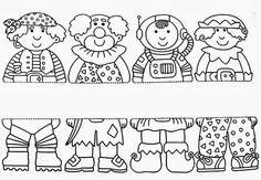 Z internetu - Sisa Stipa - Picasa Web Albums All About Me Preschool Theme, Preschool Learning, Coloring For Kids, Coloring Pages, Stipa, Grande Section, Hidden Pictures, Create Invitations, Activity Sheets