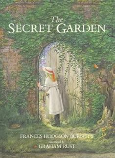 The Secret Garden. I LOVED this book..read it in the 6th grade during the time period that I spent every recess in the library..lol.