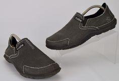 Cushe M Slipper Men's Size 10 Gray Slip On Shoes #Cushe #LoafersSlipOns
