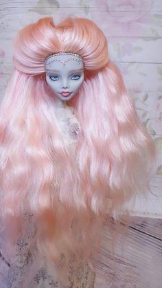 Monster High Clothes, Custom Monster High Dolls, Monster High Repaint, Monster Dolls, Custom Dolls, Ever After High, Ooak Dolls, Art Dolls, Barbie Dolls