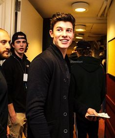 March 5, 2016: Shawn at Radio City Music Hall in NYC