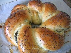 Purim challah: in th