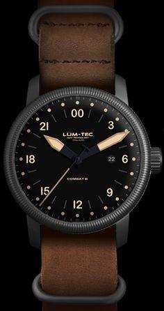Lum-Tec Combat B34 24H