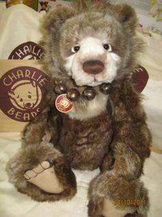 Graeme - Charlie Bear