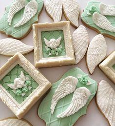 Lorena Rodríguez. Angel cookies.