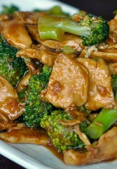 Chicken and Broccoli Stir Fry ~ best recipes & cooking