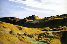 Edward Hopper - The Camel's Hump