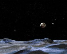 """discoverynews:  Discovery News chats with Caltech astronomer Mike Brown about the recent discovery of a fifth moon orbiting Pluto:  """"It's a really good reminder that you don't have to be a planet to be interesting."""""""