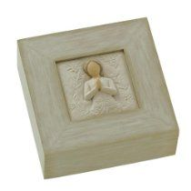 Double click Item to purchase:  DEMDACO Willow Tree A Tree/A Prayer Memory Box  $26.07
