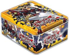 $11.75 Yu Gi Oh! 2012 Wave 1 Heroic Champion Excalibur Collector Tin. Each 2012 Yu-Gi-Oh! TRADING CARD GAME Holiday Tin will include 5 booster packs plus 5 additional foil cards. Each embossed tin will feature a powerful monster (also depicted on the tin's lid), plus 4 variant cards including high-demand cards that are difficult to obtain. Perfect for the new player, or for the veteran looking to fill out his collection! Tin Contents: 3 Photon Shockwave Packs, 2 Galactic Overlord Packs, 4…