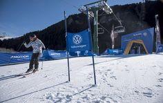 Graba tu propia carrera en el Slalom 4Motion de Volkswagen y La Molina | Lugares de Nieve