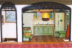 Lundby Dollshouse - Bathroom
