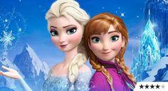 Frozen imagen para pastel