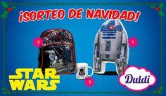 ¡Sorteo de Navidad Star Wars!