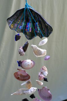Perfect idea for using your beach shells
